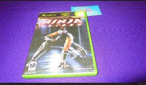 Ninja Gaiden Xbox Clasico *compatible Con X360* Enviogratis