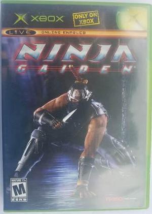 Ninja Gaiden Xbox Clásico Play Magic