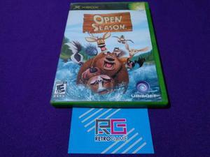 Open Season Xbox Clasico Compatible Con Xbox 360