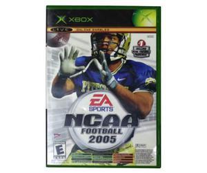 Paquete 5 Juegos Ncaa Football 2005 Xbox Primera Generación