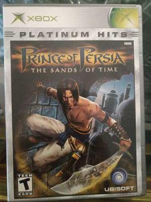 Prince Of Persia Sands Of Time Xbox Clásico Usado