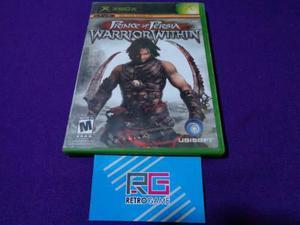 Prince Of Persia Warrior Within Para Xbox Clasico Xbox