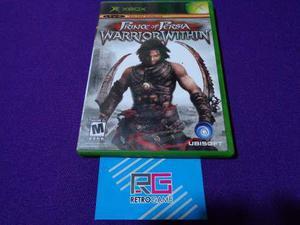 Prince Of Persia Warrior Within Xbox Clasico