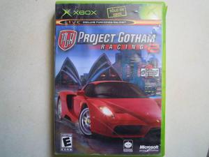 Project Gotham Racing 2 Videojuego Xbox