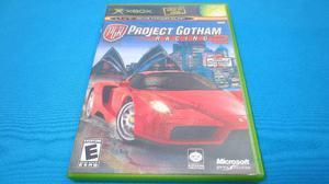 Project Gotham Racing 2 Xbox Clasico Com Xbox 360 *excelente