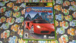 Project Gotham Racing 2 Xbox Clasico Compatible Con Xbox 360