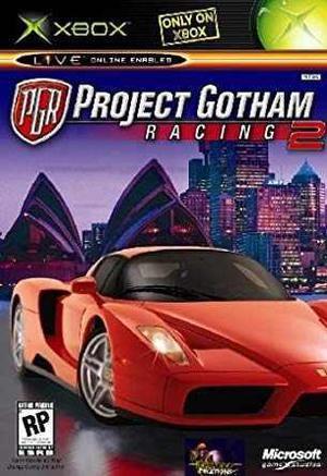 Project Gotham Racing 2 + Xbox Live Arcade Xbox Clásico