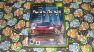Project Gotham Racing Xbox Clasico Compatible Con Xbox 360