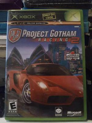 Project Gutham Racing 2 Xbox