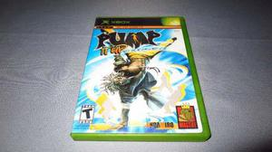 Pump It Up Exceed Xbox Clasico *cd En Muy Buen Estado*