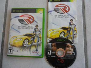 R Racing Evolution Completo Para Tu Xbox Clasico