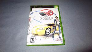 R: Racing Evolution Xbox Clasico Portada Custom