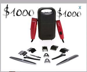Recortadoras para cabello y barba conair