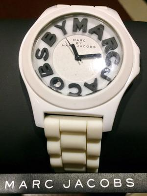 Reloj Marc Jacobs / Blanco /Original
