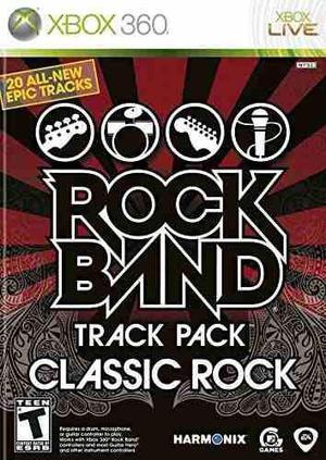 Roca Banda Track Paquete: Clásico Roca - Xbox 360