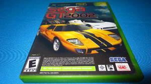 Sega Gt 2002 Xbox Clasico Com Xbox 360 *cd Muy Buen Estado*
