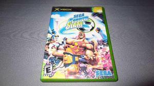 Sega Soccer Slam Xbox Clasico **portada Custom**