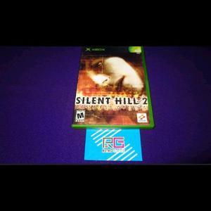 Silent Hill 2 Xbox Clasico Compatible Con Xbox 360 *enviogra