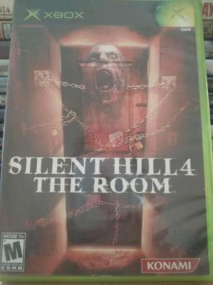 Silent Hill 4 The Room Xbox -old Games Store-