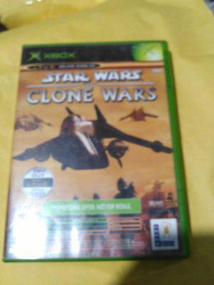 Star Wars Clone Wars Y Tetris Para Xbox Clasico 2 En 1