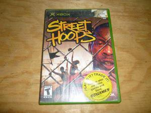 Street Hoops Xbox Clasico