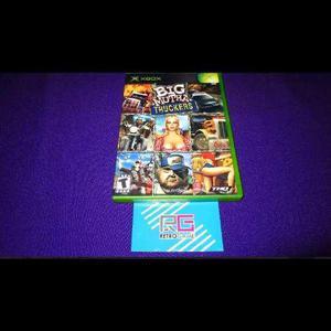 Tao Feng Fist Of The Lotus Xbox Clasico *cd Excelente Estado