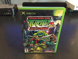 Teenage Mutant Ninja Turtles 2 Battlenexus P/ Xbox Completo