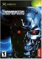 Terminator Dawn Of Fate Xbox Clasico Usado Blakhelmet C