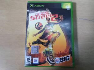 The Fifa Street 2 Xbox Clasico