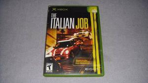 The Italian Job Xbox Clasico **juegazo De Carreras**