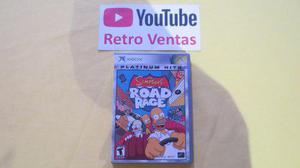 The Simpsons Road Rage Xbox Clasico Compatible Xbox 360