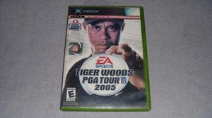 Tiger Woods Pga Tour 05 Xbox Clasico **juegazo**