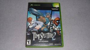 Time Splitter 2 Xbox Clasico **juegazo** Envio Gratis