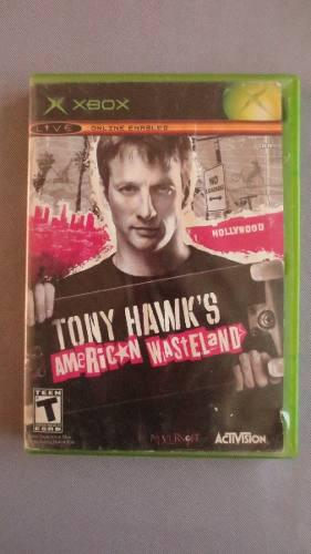 Tony Hawk S American Wasteland Xbox Clasico **juegazo**