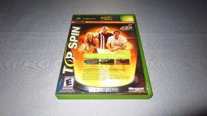 Top Spin / Amped 2 Xbox Clasico *cd En Excelente Estado*