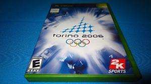 Torino 2006 Xbox Clasico Com Xbox 360 Cd En Muy Buen Estado