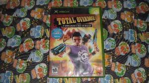 Total Overdose Xbox Clasico Primera Generacion
