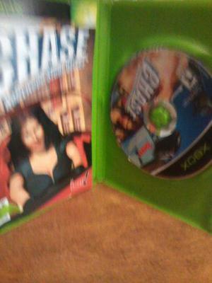 Un Juego Xbox Clasico Titulo Chase
