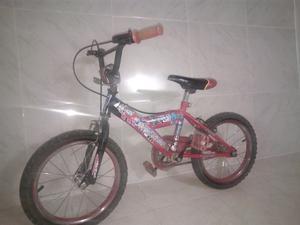 Vendo Bici para niño/a