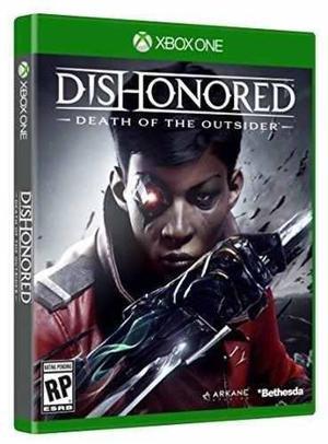 Videojuego: Dishonored: La Muerte De El Forastero Para Xbox