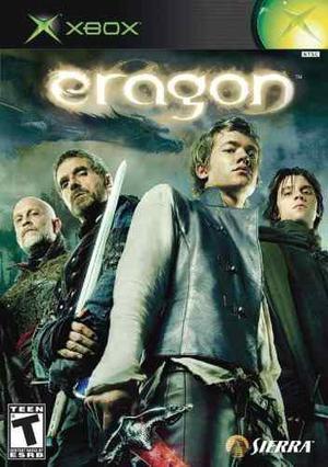 Videojuego: Eragon Para Xbox - Vivendi Universal