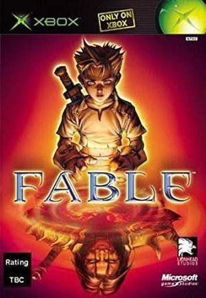 Videojuego Fable Para Xbox Clasico Envio Gratis