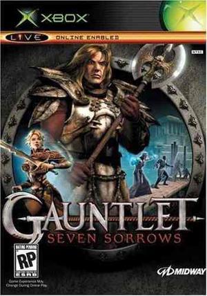 Videojuego: Gauntlet Seven Sorrows Para Xbox - Midway