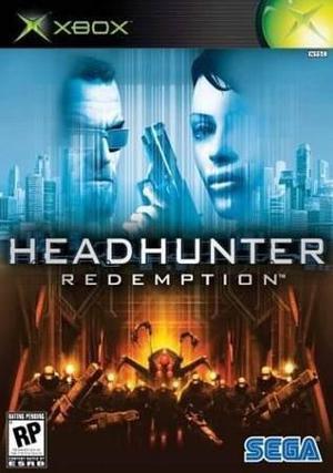 Videojuego Headhunter Redemption Para Xbox Clasico