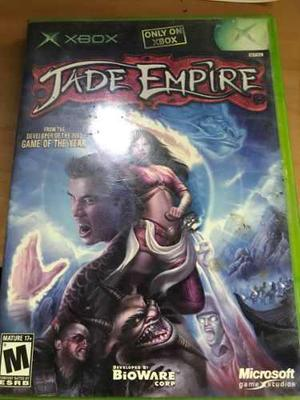 Videojuego Jade Empire Xbox