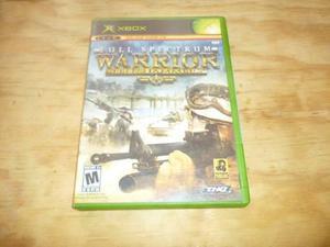 Warrior Ten Hammers Xbox Clasico