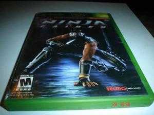 X-box Ninja Gaiden Xbox Clasico Compatible Con 360
