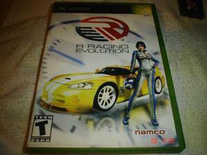 X-box Racing Evolution Xbox Clasico