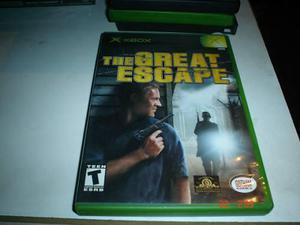 X-box The Great Escape Xbox Clasico