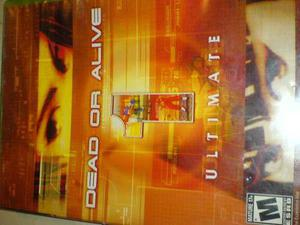 Xbox Clasico Juego Dead Or Alive 1 Ultimate Compatible X360